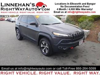 2015 Jeep Cherokee in Bangor, ME