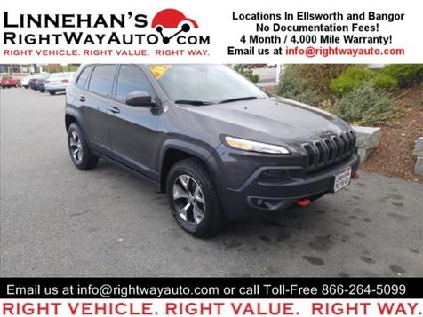 2015 Jeep Cherokee Trailhawk in Bangor