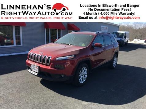 2015 Jeep Cherokee Latitude in Bangor