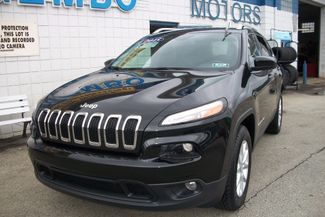 2015 Jeep Cherokee 4WD Latitude Bentleyville, Pennsylvania 4