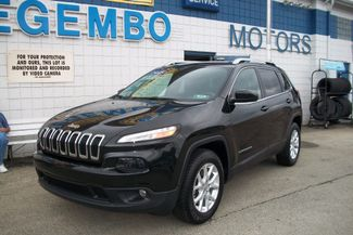 2015 Jeep Cherokee 4WD Latitude Bentleyville, Pennsylvania 17