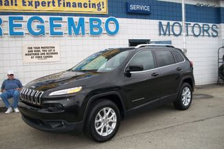 2015 Jeep Cherokee 4WD Latitude Bentleyville, Pennsylvania 14