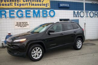 2015 Jeep Cherokee 4WD Latitude Bentleyville, Pennsylvania 34