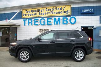 2015 Jeep Cherokee 4WD Latitude Bentleyville, Pennsylvania 26