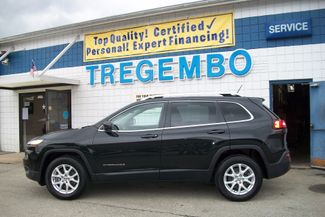 2015 Jeep Cherokee 4WD Latitude Bentleyville, Pennsylvania 52