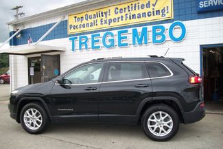 2015 Jeep Cherokee 4WD Latitude Bentleyville, Pennsylvania 20