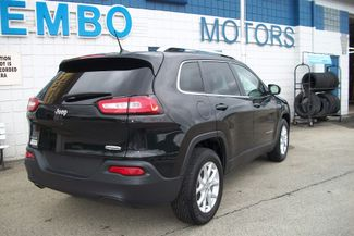 2015 Jeep Cherokee 4WD Latitude Bentleyville, Pennsylvania 13