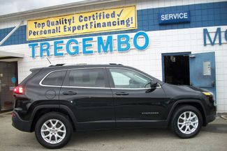 2015 Jeep Cherokee 4WD Latitude Bentleyville, Pennsylvania 32