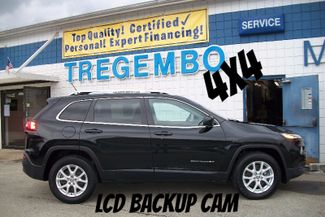2015 Jeep Cherokee 4WD Latitude Bentleyville, Pennsylvania 1