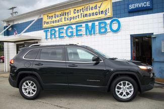 2015 Jeep Cherokee 4WD Latitude Bentleyville, Pennsylvania 49