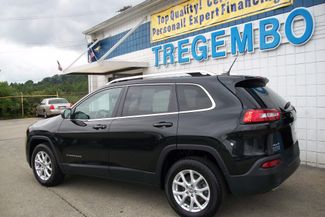 2015 Jeep Cherokee 4WD Latitude Bentleyville, Pennsylvania 10