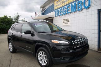 2015 Jeep Cherokee 4WD Latitude Bentleyville, Pennsylvania 44