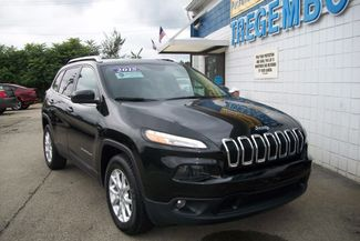 2015 Jeep Cherokee 4WD Latitude Bentleyville, Pennsylvania 19