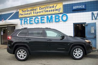 2015 Jeep Cherokee 4WD Latitude Bentleyville, Pennsylvania 18