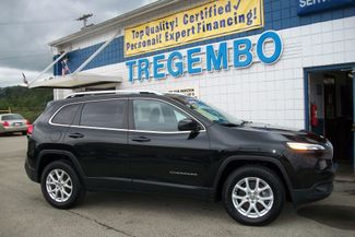 2015 Jeep Cherokee 4WD Latitude Bentleyville, Pennsylvania 53
