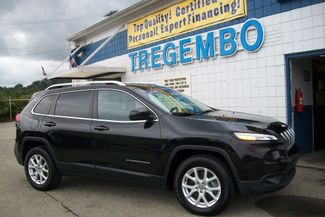 2015 Jeep Cherokee 4WD Latitude Bentleyville, Pennsylvania 37