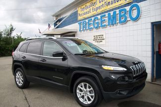 2015 Jeep Cherokee 4WD Latitude Bentleyville, Pennsylvania 48
