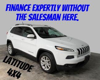 2015 Jeep Cherokee 4X4 Latitude Bentleyville, Pennsylvania 28