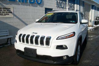 2015 Jeep Cherokee 4X4 Latitude Bentleyville, Pennsylvania 22