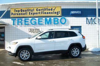 2015 Jeep Cherokee 4X4 Latitude Bentleyville, Pennsylvania 37