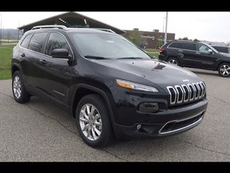 2015 Jeep Cherokee 4WD Latitude Bentleyville, Pennsylvania 2