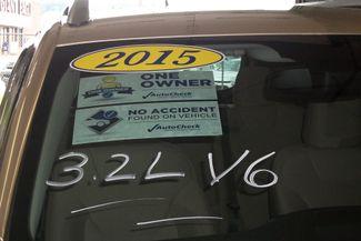 2015 Jeep Cherokee 4WD Latitude Bentleyville, Pennsylvania 4