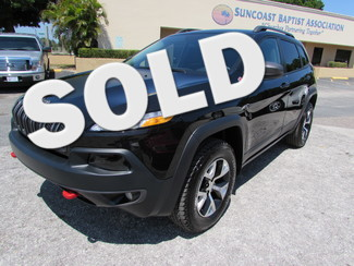 2015 Jeep Cherokee in Clearwater Florida