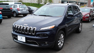 2015 Jeep Cherokee Limited East Haven, CT