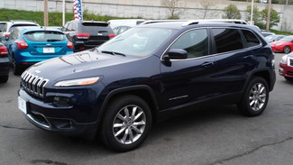 2015 Jeep Cherokee Limited East Haven, CT 1