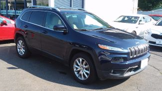 2015 Jeep Cherokee Limited East Haven, CT 4