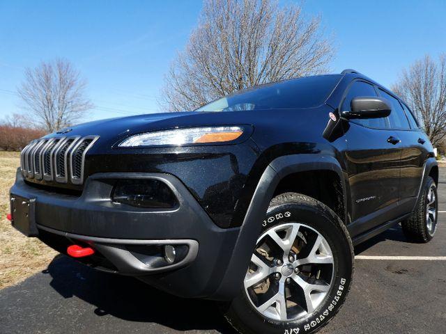 2015 Jeep Cherokee Trailhawk Leesburg, Virginia 0