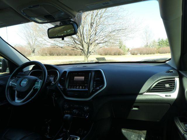 2015 Jeep Cherokee Trailhawk Leesburg, Virginia 11