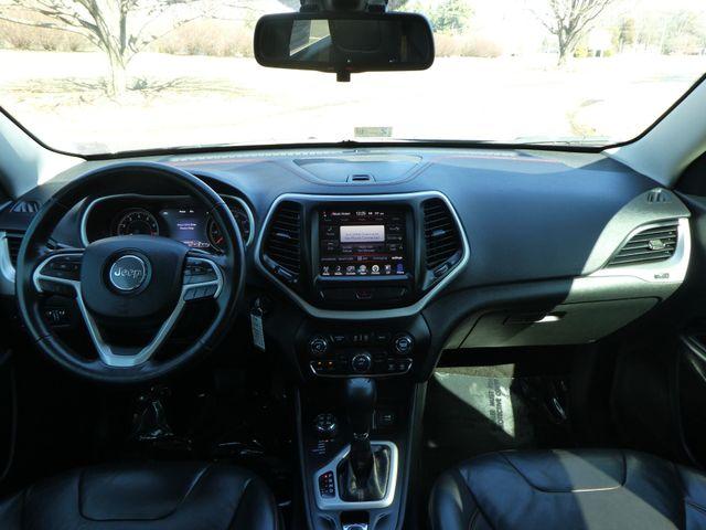 2015 Jeep Cherokee Trailhawk Leesburg, Virginia 13