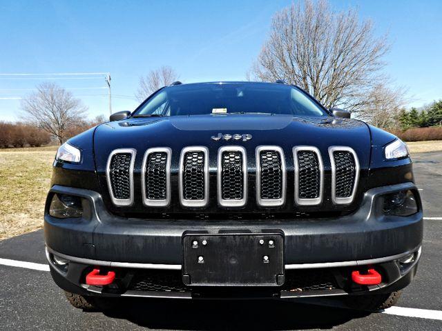 2015 Jeep Cherokee Trailhawk Leesburg, Virginia 6