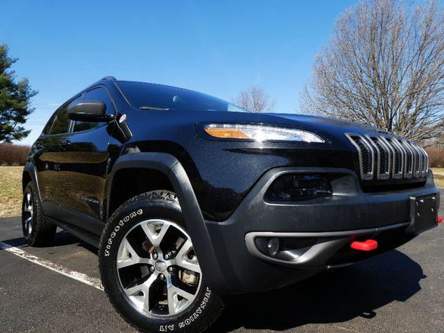 2015 Jeep Cherokee Trailhawk Leesburg, Virginia 1