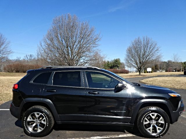 2015 Jeep Cherokee Trailhawk Leesburg, Virginia 5