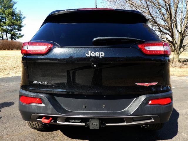 2015 Jeep Cherokee Trailhawk Leesburg, Virginia 7