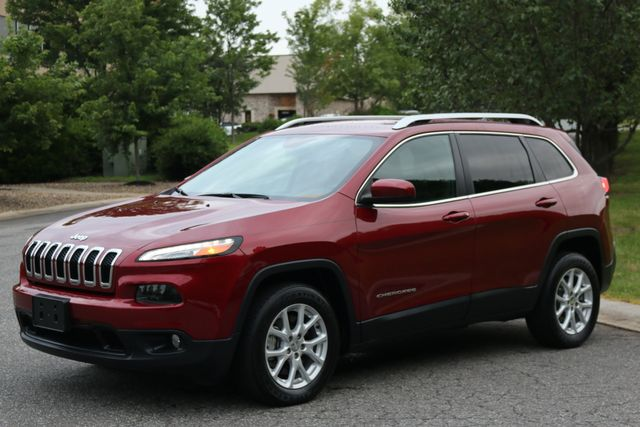 2015 Jeep Cherokee Latitude Mooresville, North Carolina 2