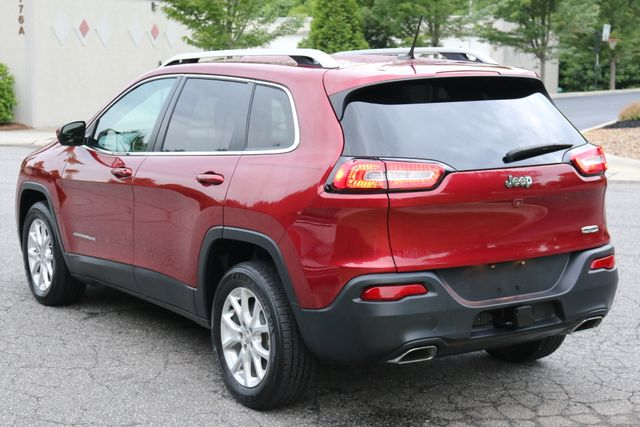 2015 Jeep Cherokee Latitude Mooresville, North Carolina 3