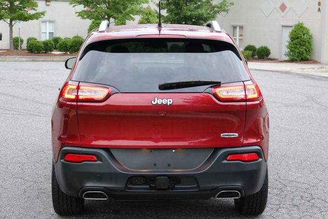 2015 Jeep Cherokee Latitude Mooresville, North Carolina 4