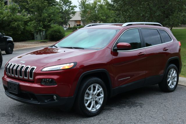 2015 Jeep Cherokee Latitude Mooresville, North Carolina 65