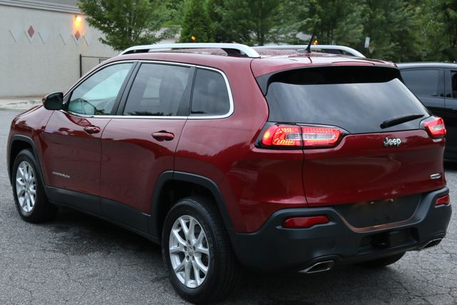 2015 Jeep Cherokee Latitude Mooresville, North Carolina 68