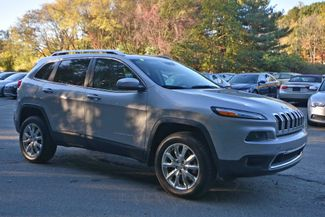 2015 Jeep Cherokee Limited Naugatuck, Connecticut 6