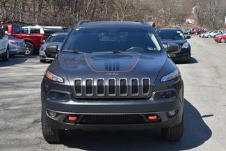 2015 Jeep Cherokee Trailhawk Naugatuck, Connecticut 7
