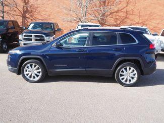 2015 Jeep Cherokee Limited Pampa, Texas 1