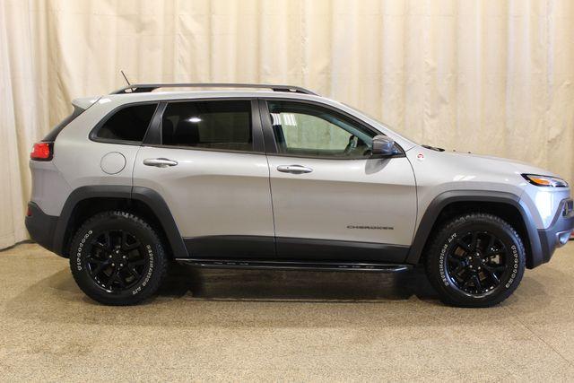 2015 Jeep Cherokee Trailhawk Roscoe, Illinois 1