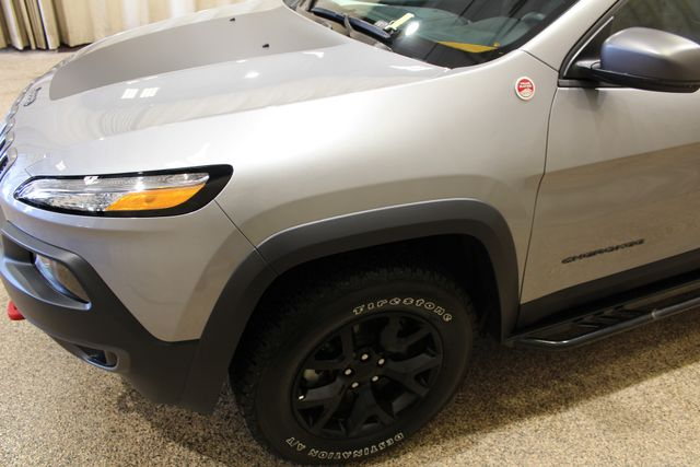 2015 Jeep Cherokee Trailhawk Roscoe, Illinois 11