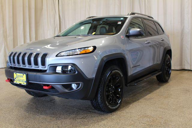2015 Jeep Cherokee Trailhawk Roscoe, Illinois 2