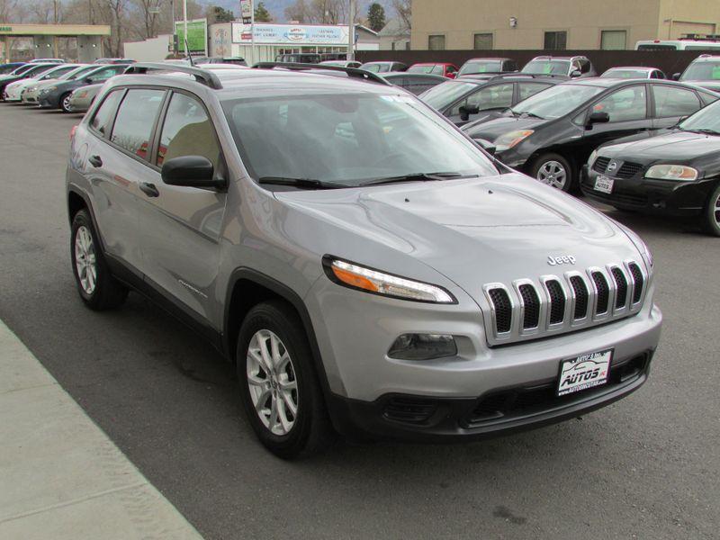 2015 Jeep Cherokee Sport 4X4   city Utah  Autos Inc  in , Utah