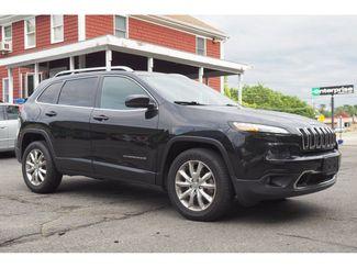 2015 Jeep Cherokee in Whitman Massachusetts